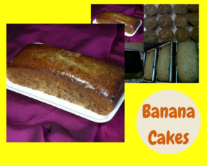 Banana Cake of Magifrance