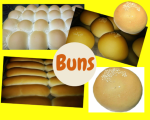 Buns soft and yummy